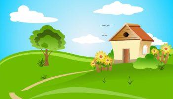 Условия ипотеки на строительство дома в деревне